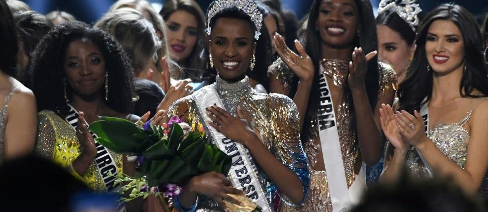 miss afrique du sud - Miss Univers 2019 : Miss Afrique du Sud couronnée