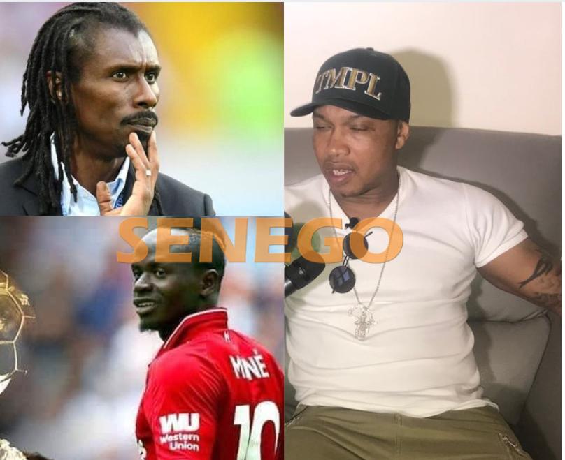 rfezgregerg - Entretien - Mané et le BO, Habib Bèye et Aliou Cissé, Dioufy se confie...