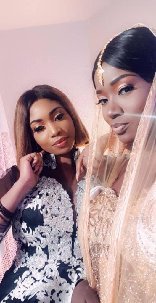 whatsapp image 2019 12 01 at 12.03.21 - Voilà ce qui cache derrière le mariage de Djalika et Malick