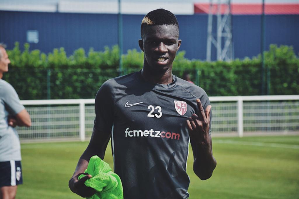 Amadou Dia Ndiaye metz