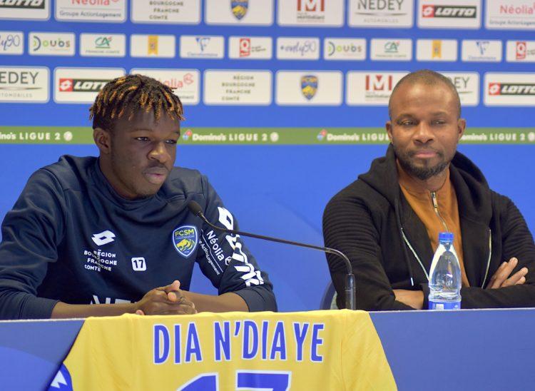 Amadou Dia Ndiaye sochaux