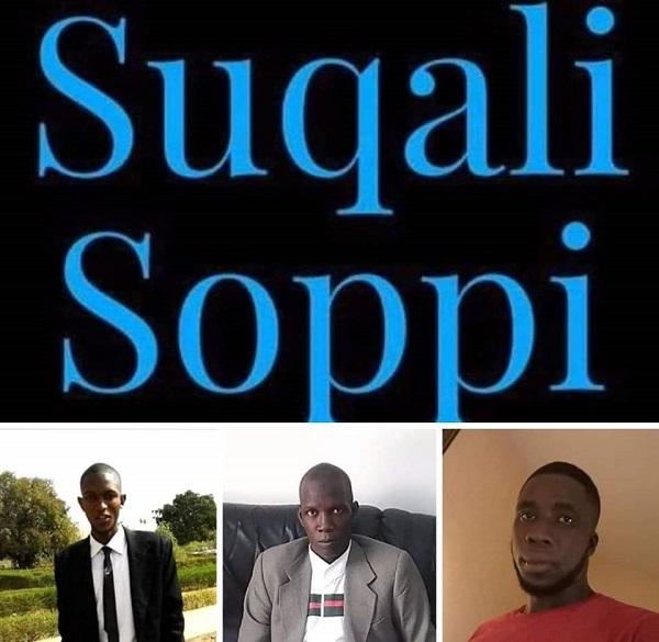 ETUDIANTS DE SUQALI SOPPI