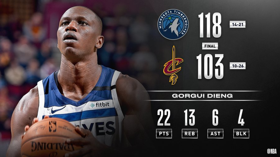 gorgui sy dieng stats