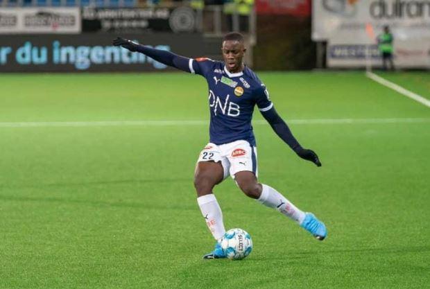 Prosper Mendy au Sénégal