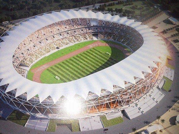 stade olympique de diamniadio
