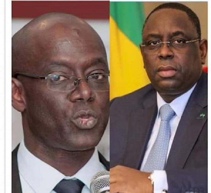 Thierno Alassane Sall – Macky Sall