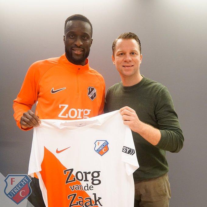 Lamine Sané FC Utrecht