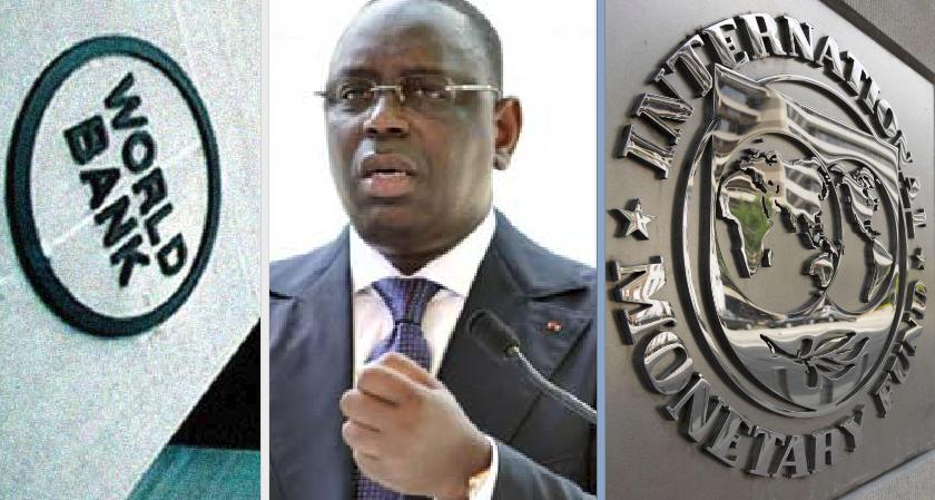 Macky Sall BM FMI