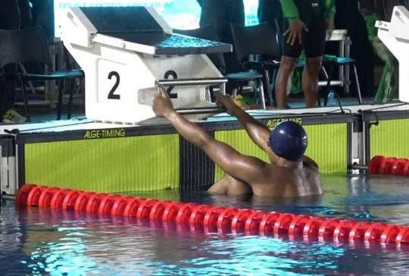 nageurs senegalais