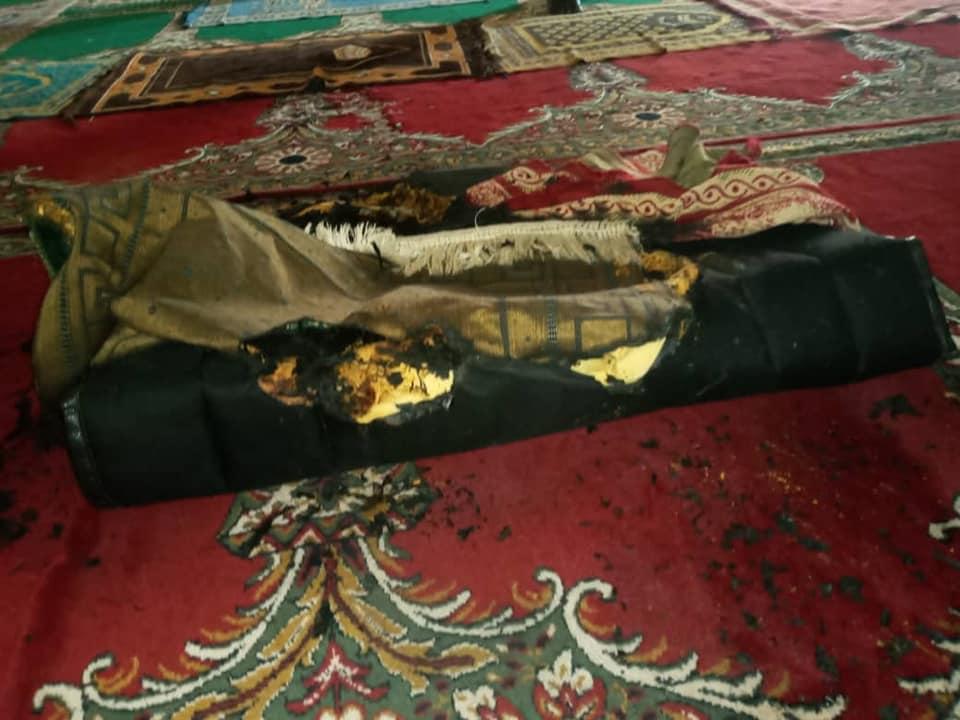 Diamniadio : Une mosquée profanée en plein couvre-feu