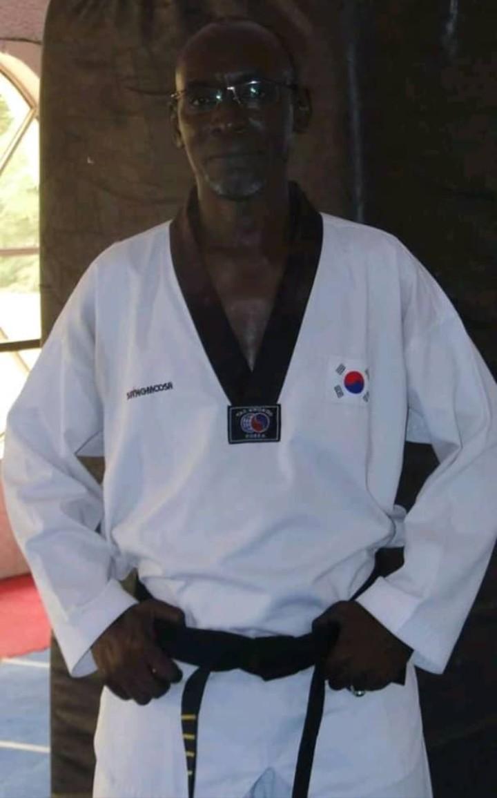 Maître Ndiamé Ndiaye