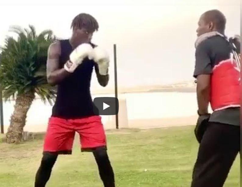 kara mbodji boxe