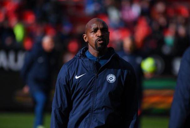 le dernier match de souleymane camara avec Montpellier