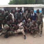 Krépin Diatta et armée