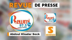 Abdou Khadre Seck