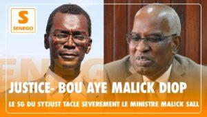 boun Ayé vs Malick Sall