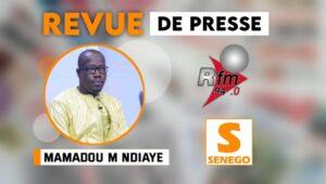 Mamadou Mouhamed Ndiaye