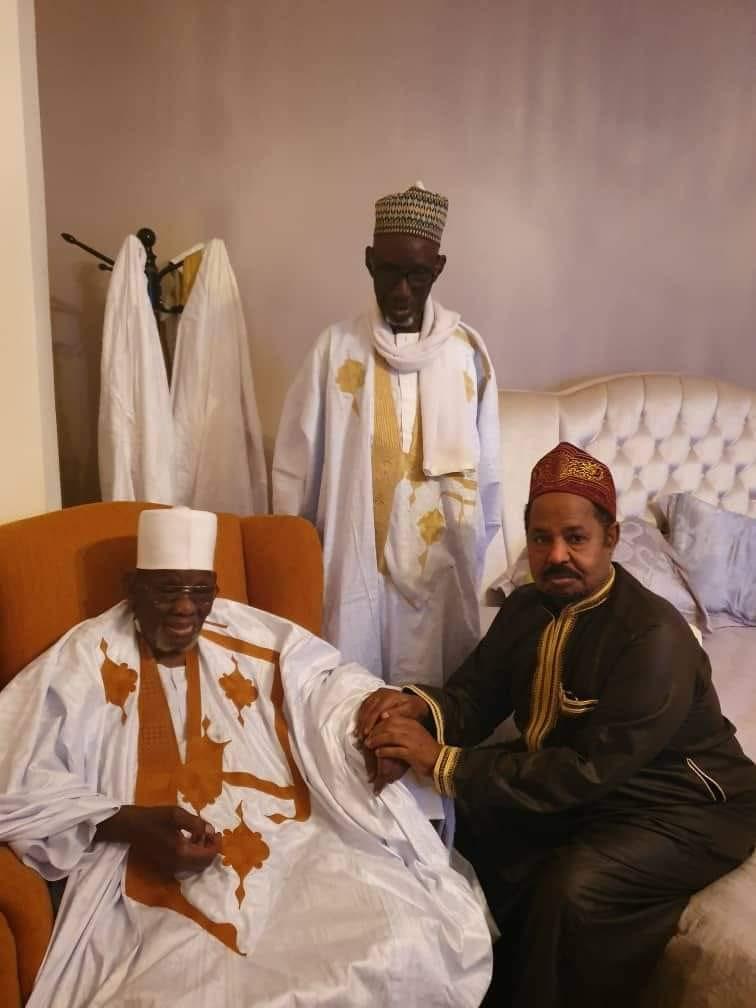 """Décès Cheikh Ahmed Tidiane Niasse : """"Il était un khalife monde ..."""