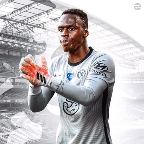 Chelsea: Kepa placé sur le marché des transferts après l'arrivée de Edouard Mendy?