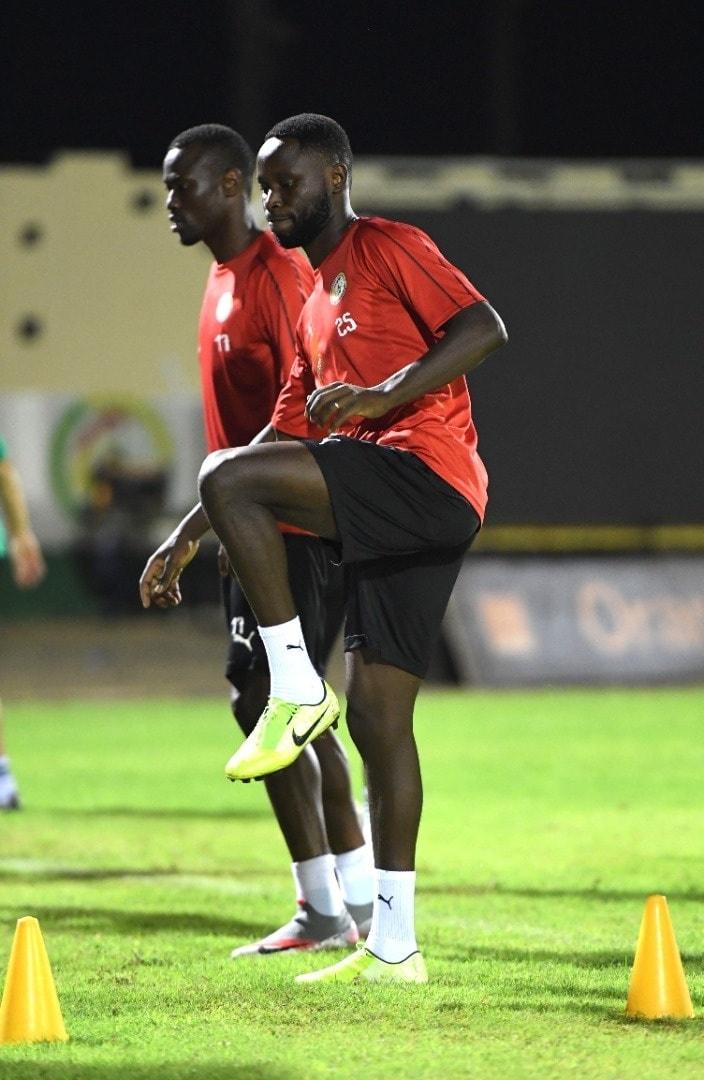 (Vidéo & 10 Photos) Sénégal vs Mauritanie: Regardez la dernière séance d'entrainement des Lions