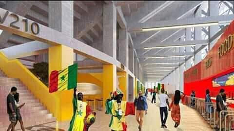 (10 Photos) Sénégal – Foot: Découvrez la maquette du magnifique Stade Olympique de Diamniadio