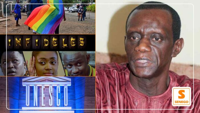 "Direct : Mame Mactar Guèye de Jamra dans ""Man Ak Moom"" sur l'actualité (Senego-TV)"