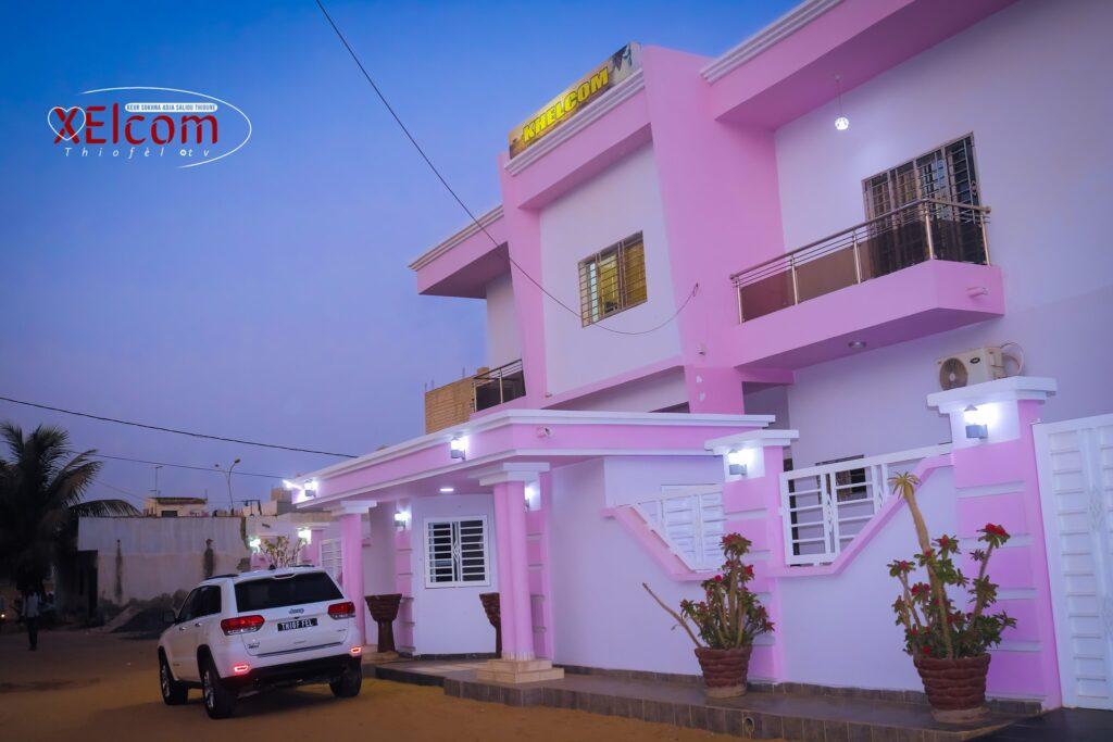 (Photos) Sublime villa de Sokhna Adja Saliou Thioune…