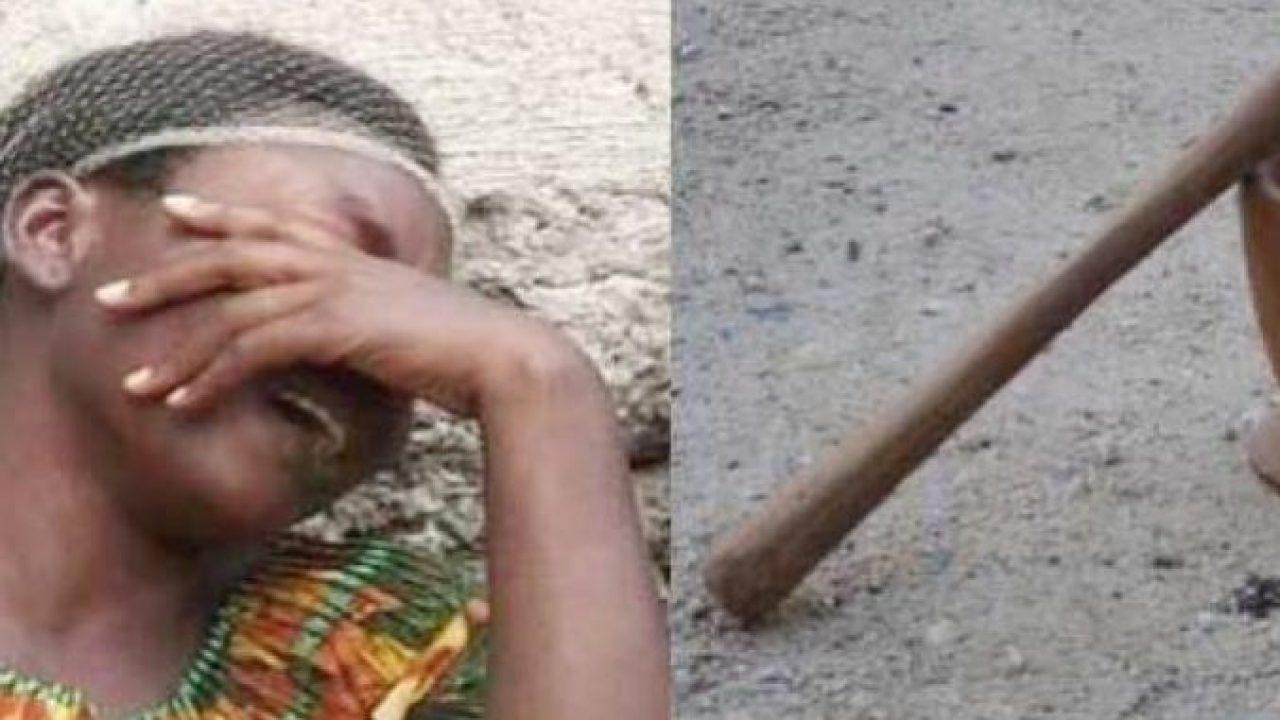 Mbacké : un jeune homme donne un coup de pilon à sa mère pour 8000 frs…