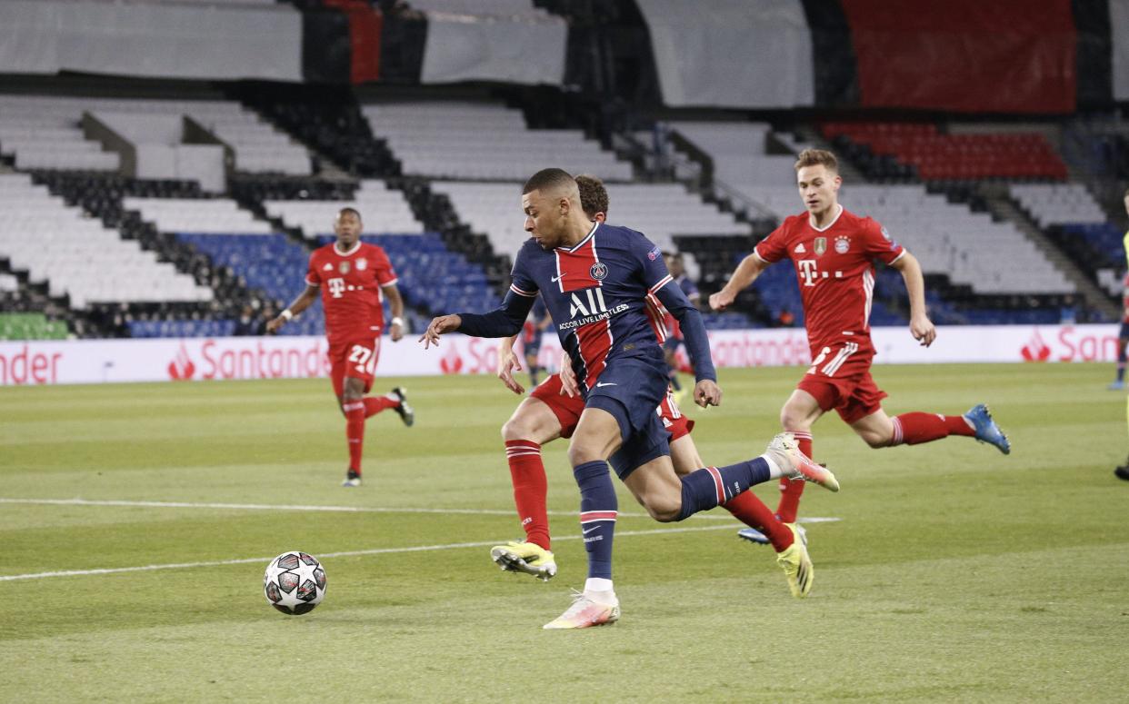 PSG-Bayern : Menés au score à la pause, les Parisiens ont leur destin en main !