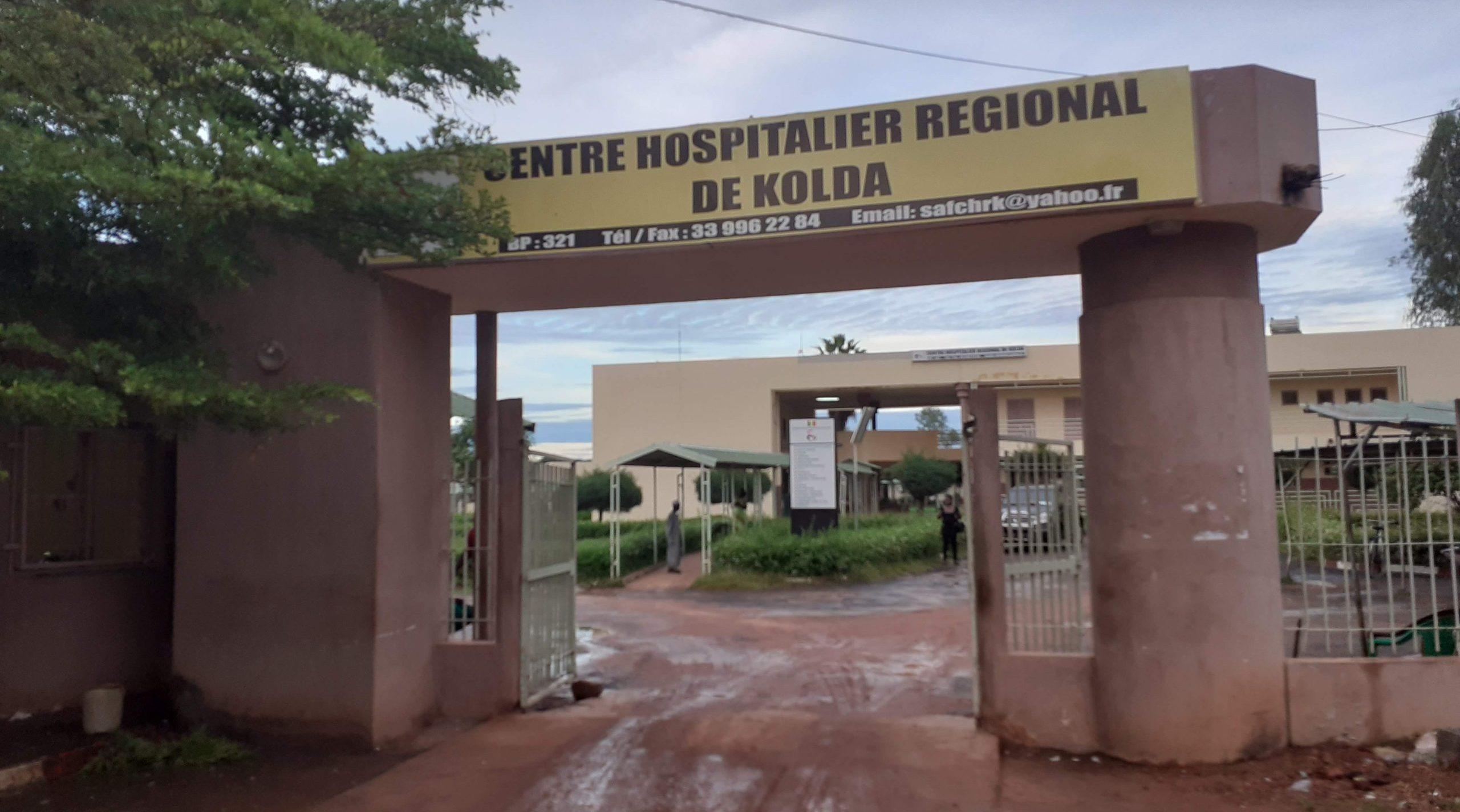 Kolda : L'hôpital régional agonise