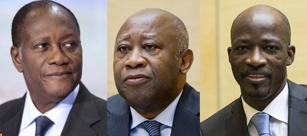 """Ouattara : Gbagbo et Blé Goudé sont """"libres de rentrer en Côte d'Ivoire  quand ils le souhaitent"""" - Senego.com"""