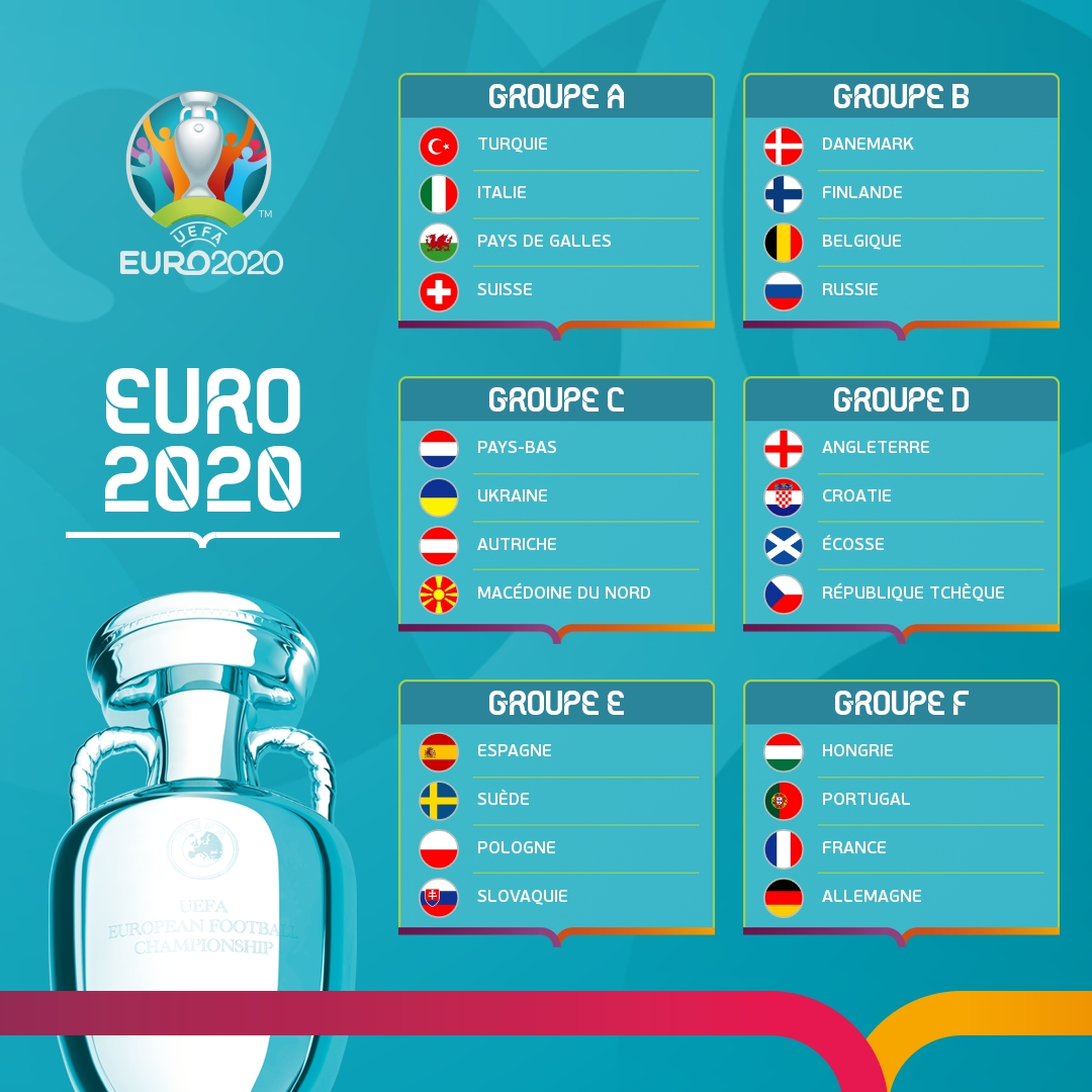 rencontre du jour euro 2021 rencontre et racine 2021 programmation