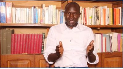 Dr Babacar Diop