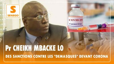 Dr cheikh mouhamadou Mbacké Lo