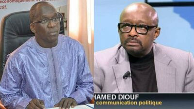 Alcaly Diouf - Abdoulaye Diouf Sarr