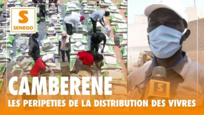 Cambéréne - Don alimentaire