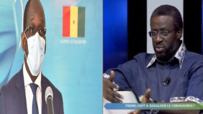 Abdoulaye Diouf Sarr - Dr Abdoulaye Bousso