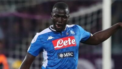 Kalidou Koulibaly badge